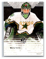2003-04 SP Authentic #27 Marty Turco Mint