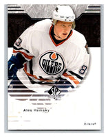 2003-04 SP Authentic #32 Ales Hemsky Mint
