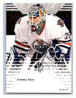 2003-04 SP Authentic #35 Tommy Salo Mint