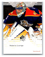 2003-04 SP Authentic #38 Roberto Luongo Mint
