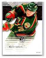 2003-04 SP Authentic #43 Marian Gaborik Mint