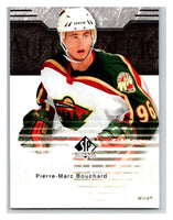 2003-04 SP Authentic #44 Pierre-Marc Bouchard Mint
