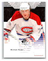 2003-04 SP Authentic #47 Michael Ryder Mint