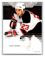 2003-04 SP Authentic #53 Scott Gomez Mint