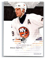 2003-04 SP Authentic #55 Alexei Yashin Mint