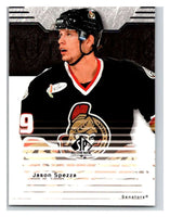 2003-04 SP Authentic #61 Jason Spezza Mint