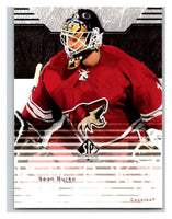 2003-04 SP Authentic #68 Sean Burke Mint