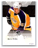 2003-04 SP Authentic #70 Martin Straka Mint