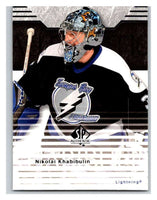 2003-04 SP Authentic #78 Nikolai Khabibulin Mint