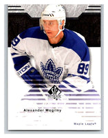 2003-04 SP Authentic #80 Alexander Mogilny Mint