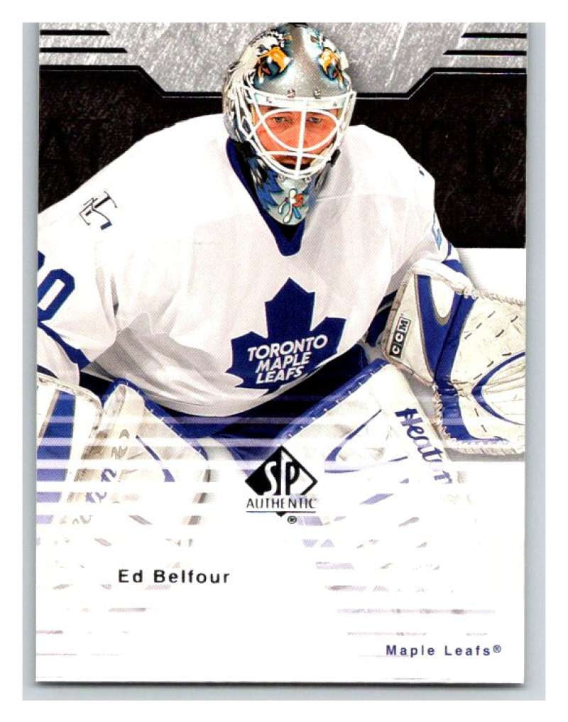 2003-04 SP Authentic #81 Ed Belfour Mint