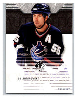 2003-04 SP Authentic #84 Ed Jovanovski Mint