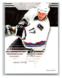 2003-04 SP Authentic #85 Jason King Mint