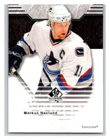 2003-04 SP Authentic #86 Markus Naslund Mint