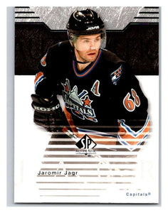2003-04 SP Authentic #88 Jaromir Jagr Mint