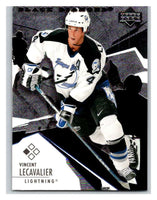 2003-04 Black Diamond #4 Vincent Lecavalier Mint UD
