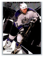 2003-04 Black Diamond #11 Jason Allison Mint UD