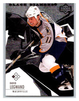 2003-04 Black Diamond #13 David Legwand Mint UD
