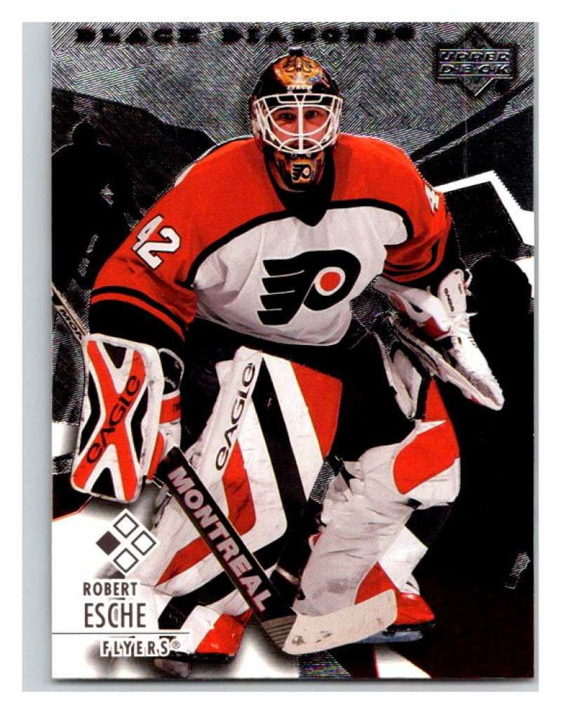 2003-04 Black Diamond #37 Robert Esche Mint UD