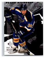 2003-04 Black Diamond #39 Doug Weight Mint UD