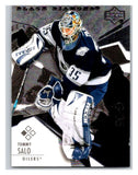 2003-04 Black Diamond #44 Tommy Salo Mint UD