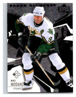 2003-04 Black Diamond #52 Mike Modano Mint UD