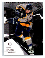 2003-04 Black Diamond #53 Scottie Upshall Mint UD