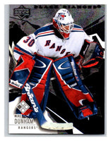2003-04 Black Diamond #56 Mike Dunham Mint UD