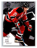 2003-04 Black Diamond #63 Patrik Elias Mint UD