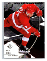 2003-04 Black Diamond #64 Brett Hull Mint UD