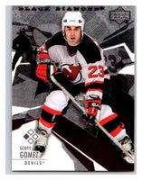 2003-04 Black Diamond #67 Scott Gomez Mint UD