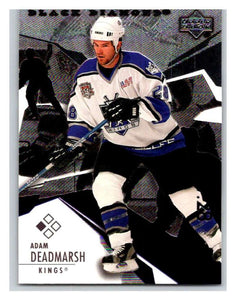 2003-04 Black Diamond #81 Adam Deadmarsh Mint UD