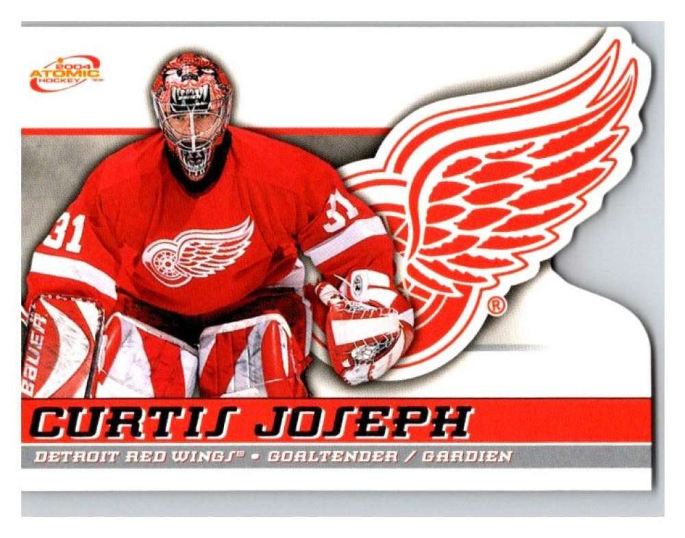 Hcw 2003 04 Pacific Mcdonalds 18 Curtis Joseph Red Wings Mint Nhl