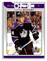 2009-10 O-Pee-Chee #601 Justin Williams Kings Mint NHL
