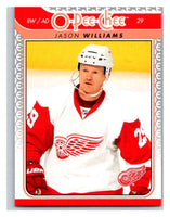 2009-10 O-Pee-Chee #602 Jason Williams Red Wings Mint NHL