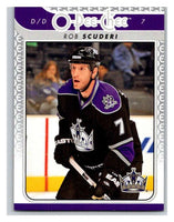 2009-10 O-Pee-Chee #603 Rob Scuderi Kings Mint NHL