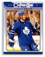 2009-10 O-Pee-Chee #605 Rickard Wallin Maple Leafs Mint NHL