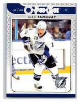 2009-10 O-Pee-Chee #609 Alex Tanguay Lightning Mint NHL