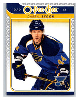 2009-10 O-Pee-Chee #611 Darryl Sydor Blues Mint NHL