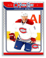 2009-10 O-Pee-Chee #612 Jaroslav Spacek Canadiens Mint NHL