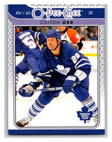2009-10 O-Pee-Chee #627 Colton Orr Maple Leafs Mint NHL