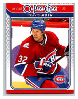 2009-10 O-Pee-Chee #636 Travis Moen Canadiens Mint NHL