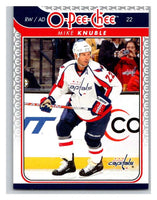 2009-10 O-Pee-Chee #657 Mike Knuble Capitals Mint NHL