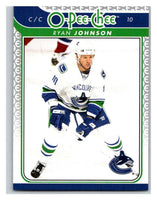 2009-10 O-Pee-Chee #661 Ryan Johnson Canucks Mint NHL