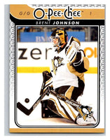 2009-10 O-Pee-Chee #662 Brent Johnson Penguins Mint NHL