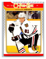 2009-10 O-Pee-Chee #664 Marian Hossa Red Wings Mint NHL