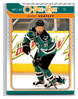 2009-10 O-Pee-Chee #667 Dany Heatley Sharks Mint NHL