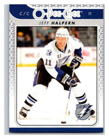 2009-10 O-Pee-Chee #669 Jeff Halpern Lightning Mint NHL