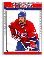 2009-10 O-Pee-Chee #672 Hal Gill Canadiens Mint NHL