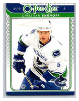 2009-10 O-Pee-Chee #679 Christian Ehrhoff Canucks Mint NHL